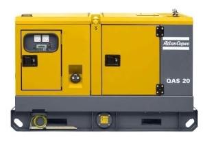 Atlas Copco QAS 20, Generator