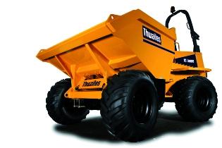 Thwaites 10 ton, m/fronttip