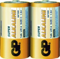 Super Alkaline LR14/C, 24-pak