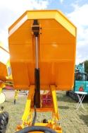 Thwaites 3 Ton, m/drejelig højtip