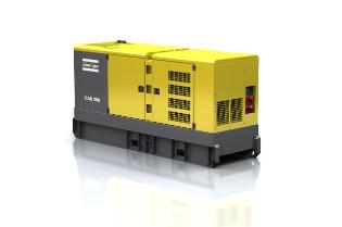 Atlas Copco QAS 200, Generator
