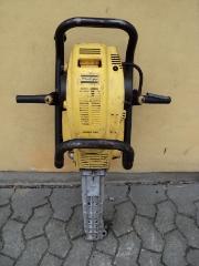 Atlas Copco Cobra MK 1, Brugt benzinhammer