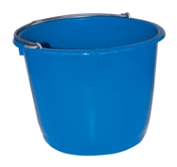 Murerspand, Blå, 20 l