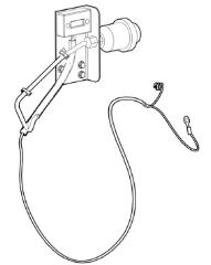 Luftfilterindikator/timetællersæt t/LT6005