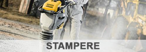 Atlas Copco Stampere / Jordlopper