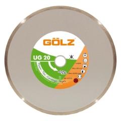 Gölz UG 20, Ø125-22,2 mm, Diamantskive