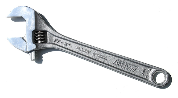"""""""Mest for pengene""""-værktøjskasse, inkl. 13 dele"""