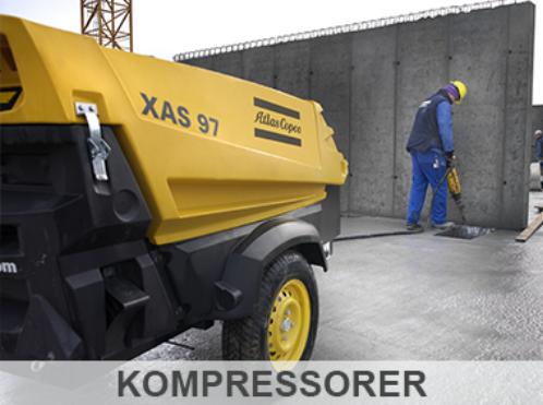 Atlas Copco Kompressorer