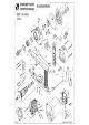 Reservedelstegninger, Eibenstock Betonsliber EBS 125.4 RO