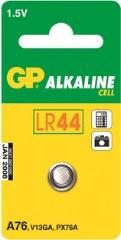 Alkaline Cell, LR44, 10-pak