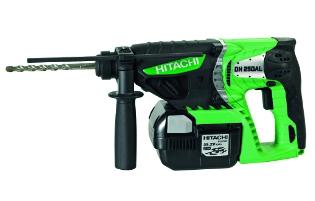 Hitachi DH25DAL, Bore-/mejselhammer