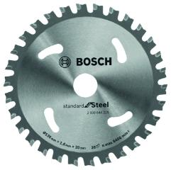 Bosch Rundsavsklinge, Ø136 mm