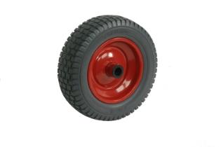 Punkterfri PUR-hjul, f/sækkevogn