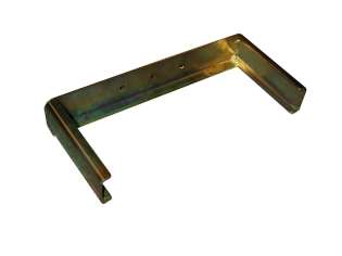 Beslag for stativ til kaliber lampe