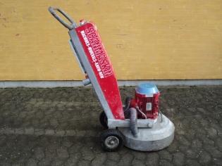 Scan Combiflex 500i, Brugt slibemaskine