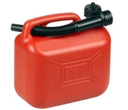 Benzindunk, Rød, 20 L