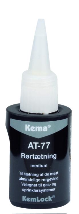 Kema Rørtætning AT-77,  50 ml