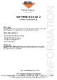 Teknisk datablad, Rocol Sapphire Hi-Load 2