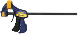 Irwin Quick Grip, 455 mm, Lyntvinge