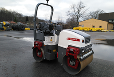 Ny generation af asfalttromler: Dynapac CC1100 og CC1200 VI