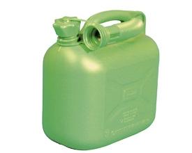 Benzindunk, Grøn, 5 L