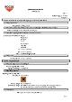 Sikkerhedsdatablad, Rocol Ultracut 390 H