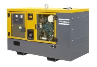 Atlas Copco QES 14KD, Generator