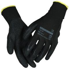 OX-ON Black Grip, Str. 9, Strikhandske