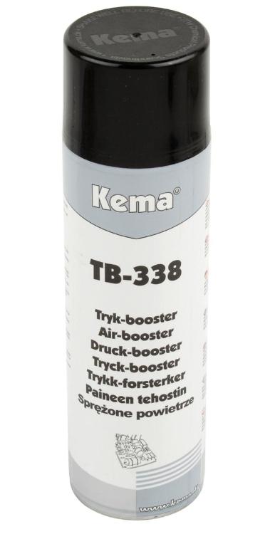 Kema Tryk-Booster TB-338, Spray, 500 ml