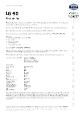 Teknisk Datablad, Kema Grunder LG-90, Spray, 500 ml