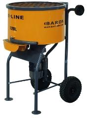 UDEN K - Baron E120, Tvangsblander