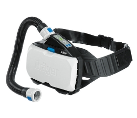 Dräger X-Plore X8000, Sæt med visir