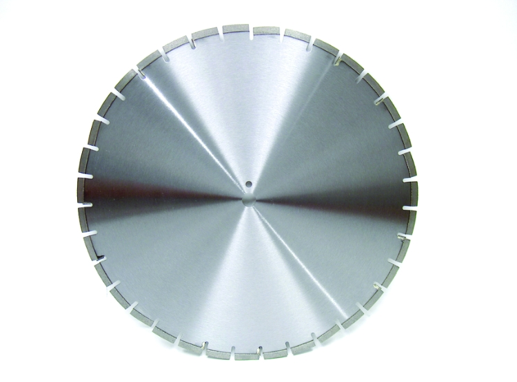 Gölz AGS 43, Ø600x4,4x25,4 mm, Diamantskive