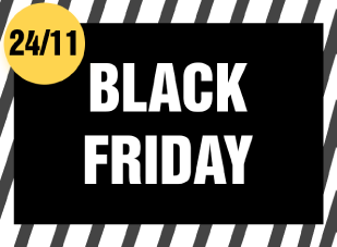 Black Friday 2017 - Erenfred Pedersen A/S