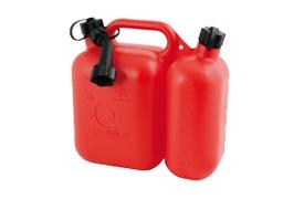 Benzin-/oliedunk, Kombi, 5/3 L
