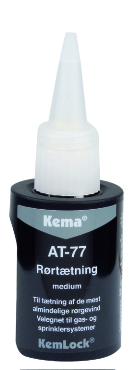 Kema Rørtætning AT-77,  50 ml
