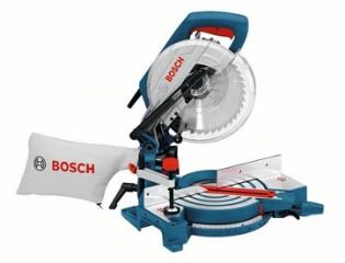 Bosch GCM 10 J, Kap-/geringssav