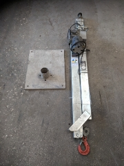 ASP 400 kg, Brugt EL-Kran