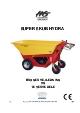 Teknisk datablad, SuperSkub Motorbør