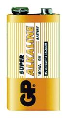 Super Alkaline 6LF22/9V, 10-pak