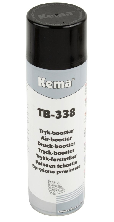 Kema Tryk-Booster TB-338, Spray, 500 ml