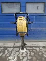 Atlas Copco Cobra Pro, Brugt benzinhammer