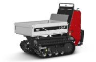C&F T85, Motorbør, benzinmotor, m. skovl