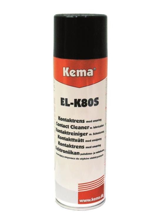 Kema Kontaktrens EL-K80S, Spray, 500 ml