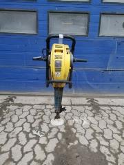 Atlas Copco Cobra PROi, Brugt benzinhammer