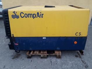 CompAir C50/DLT0406, Brugt kompressor