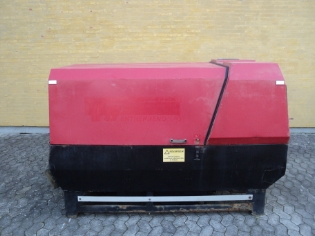 Rotair MDVN 80AD, Brugt kompressor