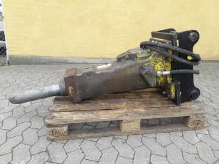 Atlas Copco SB 452, Brugt hydraulikhammer