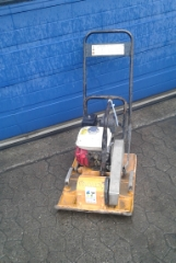 Wacker VPA 1350W, Brugt pladevibrator