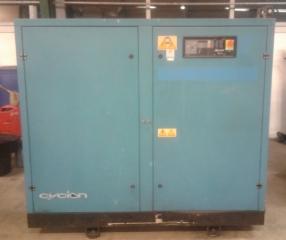 CompAir Cyclon 475, Brugt kompressor
